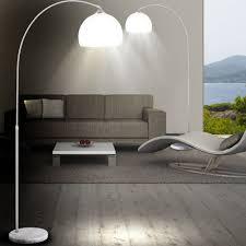 Wohnzimmer Beleuchtung Kaufen 6 Watt Led Stehlampe Teleskopleuchte Stehleuchte Marmorsockel
