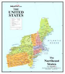map of ne usa and canada maps to print northeast us nebraska state maps usa of outstanding