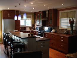 ikea adel medium brown kitchen cabinets ikea adel medium brown modern kitchen toronto by