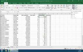 Spreadsheet Software List How To Sort Data In Excel Spreadsheets The Right Way