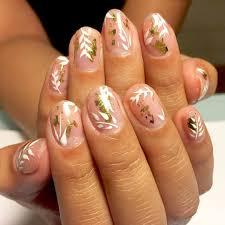 12 nail designs for really short nails 66 nail art ideas for