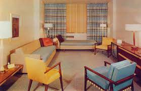 Interior Home Decor Of The S Ultra Swank - 60s home decor