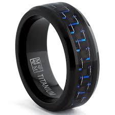 wedding rings black tungsten rings walmart black wedding rings