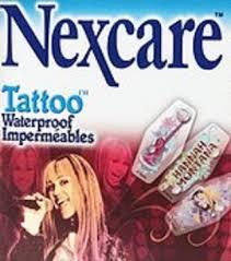 free 12 hannah montana waterproof tattoo bandaids other health
