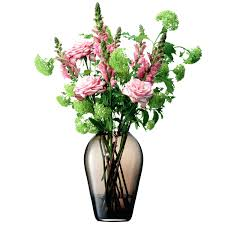 Table Vase Decorations Candy Bouquet In Glass Vase Ideas Vases For Head Table 27364