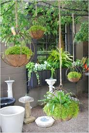 Outdoor Ideas Curiosity Shop Has Lots Of Planters Pedestals And Vases Best