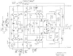 1ch amplifier circuit diagram wiring diagram components