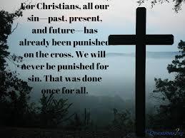 does god punish us when we sin