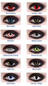halloween halloween contacts colored contact lenses