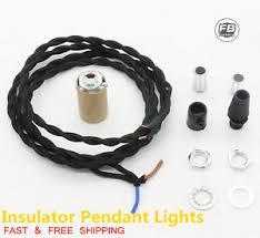 Pendant Light Kits Glass Insulator Pendant Light Kit Diy Insulator Lighting Kit