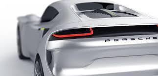 porsche concept cars is this porsche 356 e concept the all electric car porsche needs