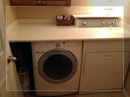 table over washer and dryer table laundry folding table over washer dryer costco laundry