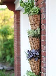 How To Make Vertical Garden Wall - diy vertical garden 10 ways to