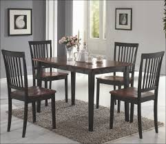dining room wonderful round dining table for 4 white dining room
