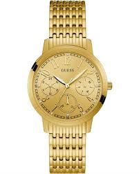 guess stainless steel bracelet images Guess ladies crystals gold stainless steel bracelet jpg