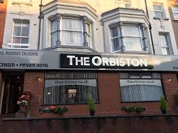 hotel the orbiston blackpool uk booking com
