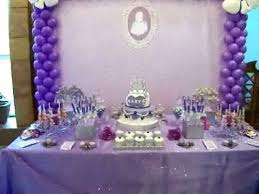 sofia the party supplies sofia themed party