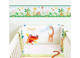 bordüre babyzimmer tapeten bordüre borte fisherprice animals of the rainforest
