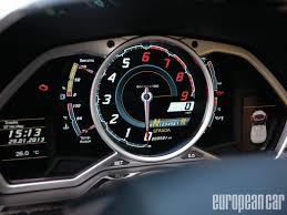 lamborghini murcielago speedometer 2014 lamborghini aventador lp700 4 roadster european car magazine