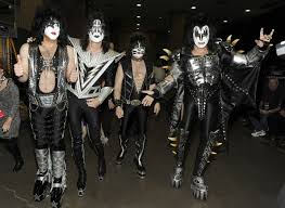 Paul Stanley Halloween Costume Paul Stanley Eric Singer Photos Photos 47th Annual Academy