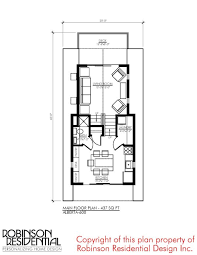 A Frame Floor Plan Alberta A Frame Small Home Design