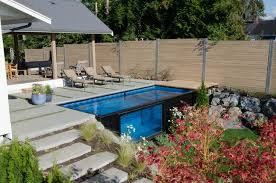 want a modern pool for your modern home you may want to check out