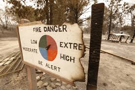 Wild Fire Danger by California U0027s Wildfire Season Has Begun And You Know The Drill U2014 Or