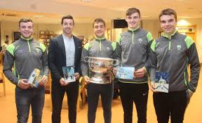 photos minors help launch kerry hospice christmas cards