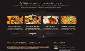 id d o cuisine indian restaurant template id 300111813 from bootstrap