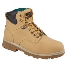 texas steer men u0027s maximus wheat steel toe work boot