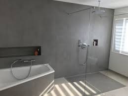 badezimmer entlã fter fugenloses bad realisiert mit carameo homesweethome fugenlos
