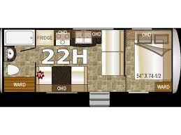 nash travel trailer floor plans 2017 nash nash 22h boise id rvtrader com