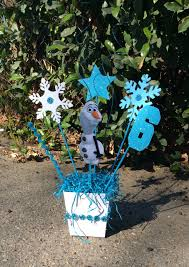 frozen centerpieces frozen birthday decorations etsy image inspiration of cake and