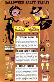 Halloween Party Invite Poem Top 25 Best Retro Halloween Ideas On Pinterest Vintage