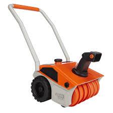 black friday snow blower black u0026 decker junior snow blower orange amazon ca toys u0026 games
