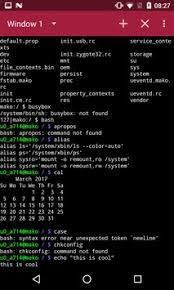 android terminal emulator commands terminal emulator free apk free business app for