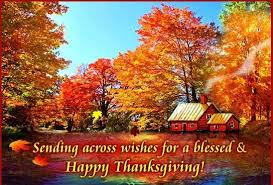 thanksgiving wishes across the thanksgiving family