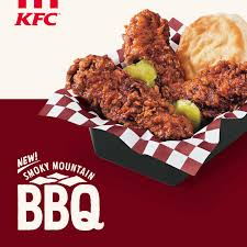 kfc is about to give us the bbq chicken of our dreams