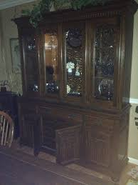 ethan allen china cabinet i have a china cabinet that is ethan allen i believe it is from the