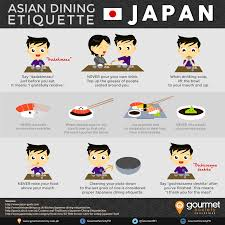 Dining Room Etiquette by 10 Important Table Manners When Eating Japanese Food