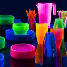 blacklight party supplies theme party themes ideas party city