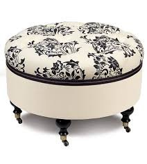 sofa ottoman table top storage ottoman fabric coffee table large