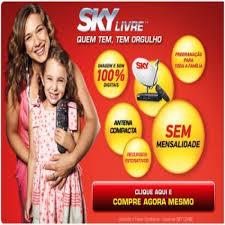 Sky Livre, assistência técnica: onde encontrar