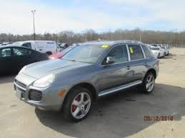 2006 porsche cayenne for sale used 2006 porsche cayenne turbo wagon 4 door car for sale at