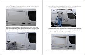 sprinter van conversion floor plans sprinter rv conversion sourcebook sample page 4 van life