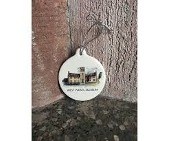 west point museum ornament daughters of the u s army dusa