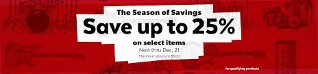 guitar center 2018 sales deals ads