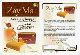 Sabun Zayma nasa jakarta menyediakan produk nasa x ayla collaskin