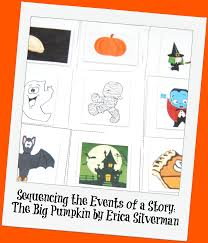 thanksgiving sequencing activities the big pumpkin by erica silverman sequencing in preschool u2022 the