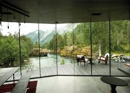 Juvet Landscape Hotel Juvet Landscape Hotel From Movie Ex Machina